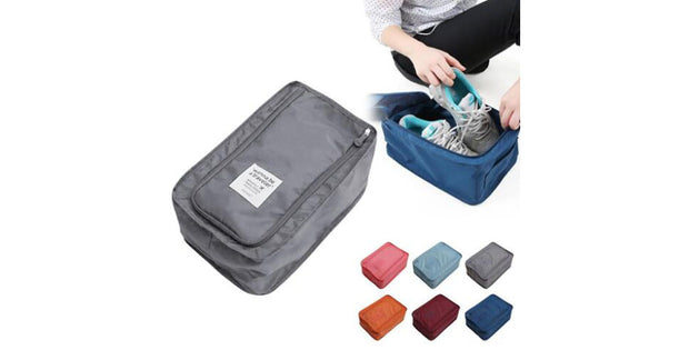 Portable Organizer Shoe Pouch Bag