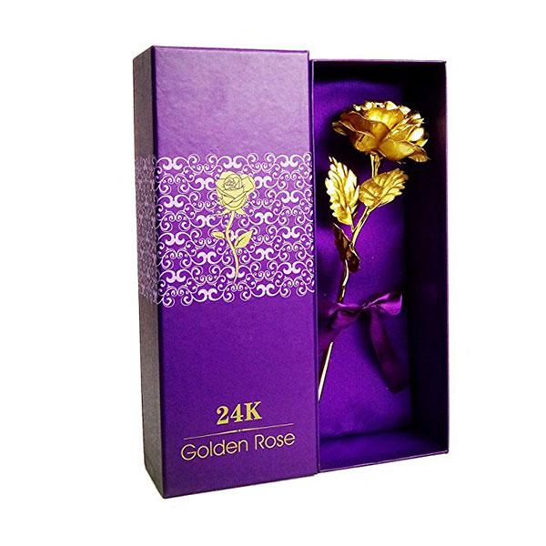 24K Forever Gold Rose - Best Seller - Black Friday Special - Deal Ends Soon