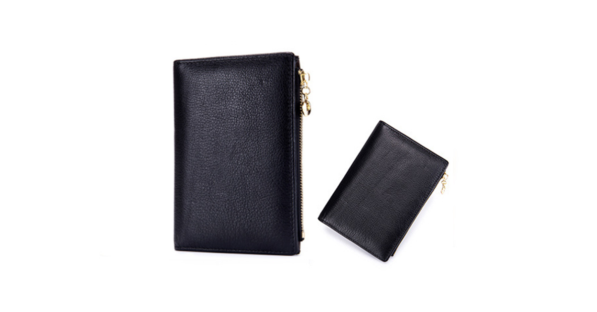 Traveller's Compact Wallet