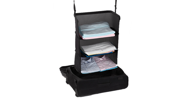 Packable Travel Shelf