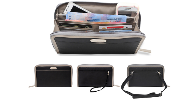 Phone Wallet Organizer Light