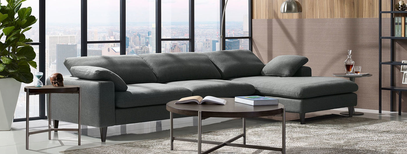 Modern Sectional Sofa | Power Reclining Sofa| Bay Area Furniture Store