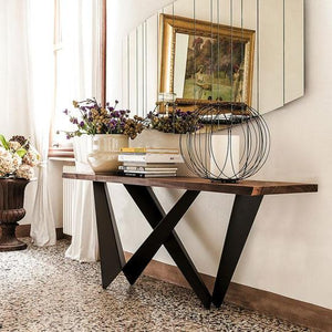 Create Impressive Vignettes with Cool & Creative Console Tables