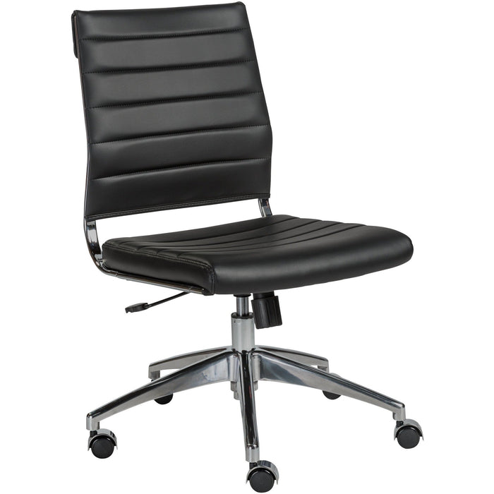 AXEL ARMLESS LOW BACK OFFICE CHAIR