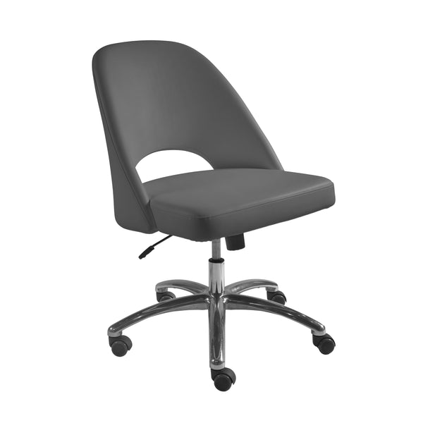 Teague Low Back Office Chair - Fast Ship Furniture
