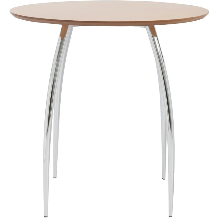 EURO STYLE BISTRO 30-INCH ROUND DINING TABLE