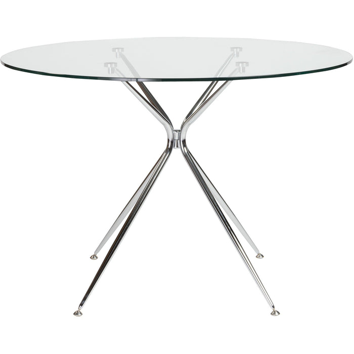 ATOS 42-INCH ROUND DINING TABLE