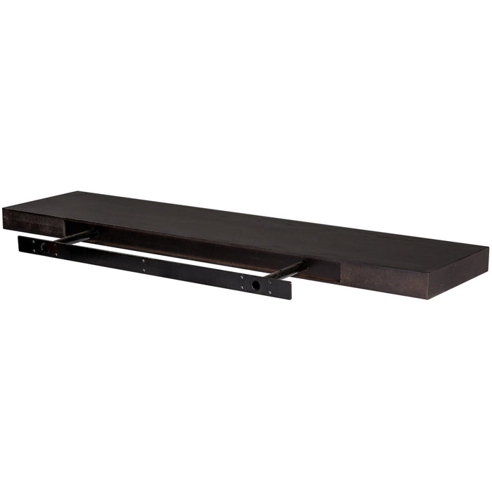 "Barney 43"" Floating Shelf"