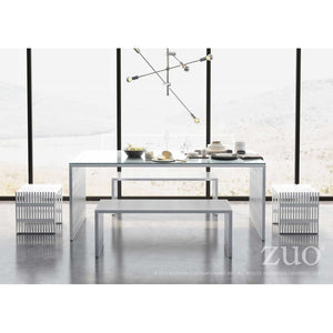 Zuo Novel Double Dining Bench