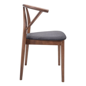 Zuo Communion Espresso Dining Chair