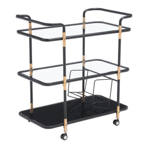 Zuo Modern Secret Serving Cart