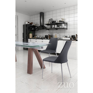 Zuo Whisp Black Dining Chair