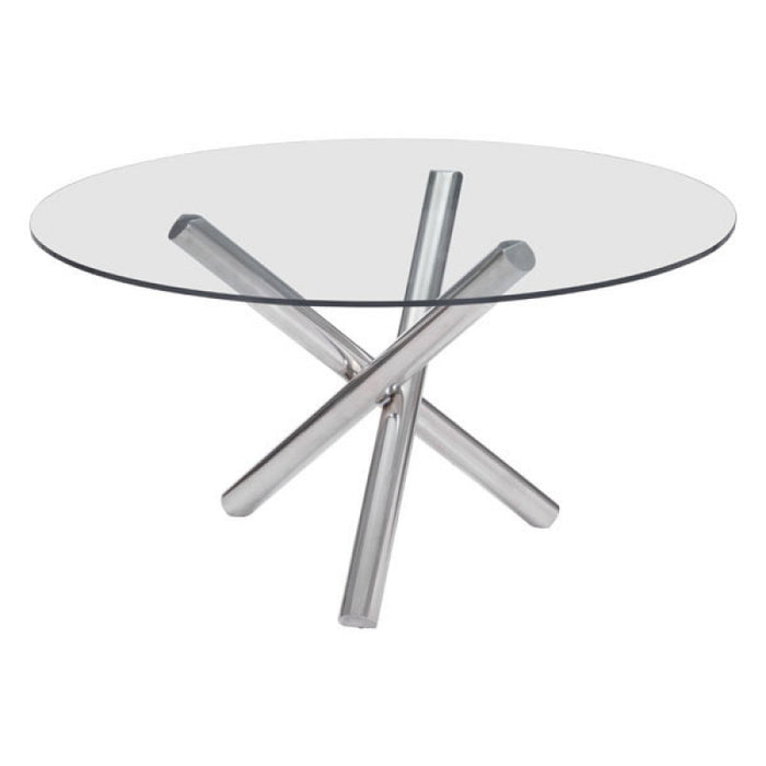 Zuo Stant Round Dining Table