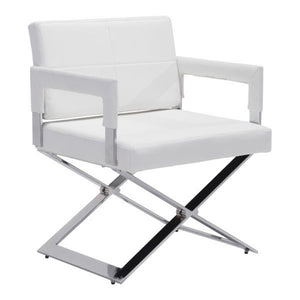Zuo Yes White Dining Chair