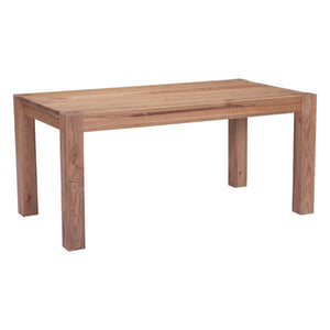 Zuo Lexington Natural Elm Dining Table