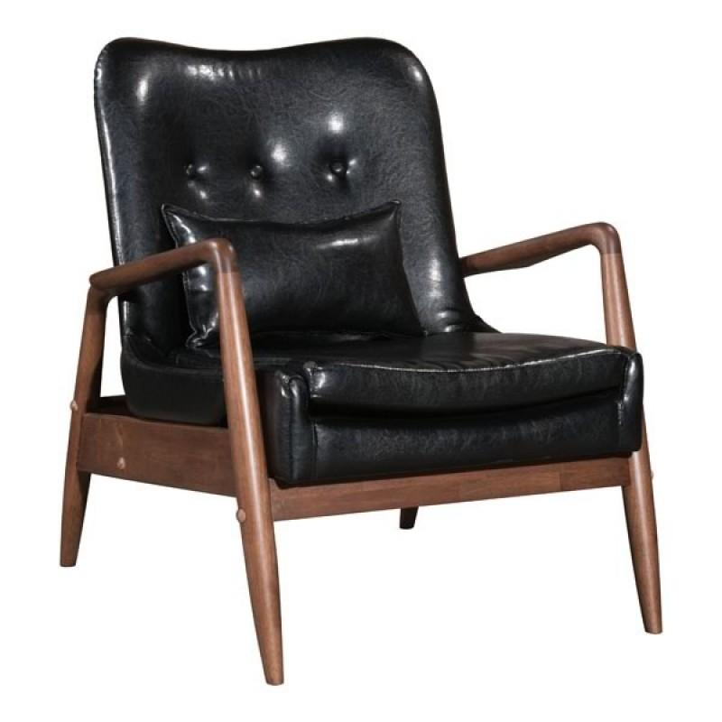 Bully Lounge Chair & Ottoman - Fast Ship Furniture