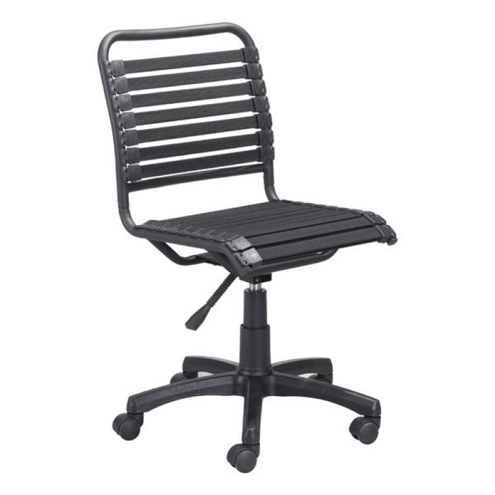 Zuo Stretchie Office Chair Black
