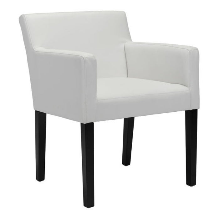 Zuo Franklin White Dining Chair