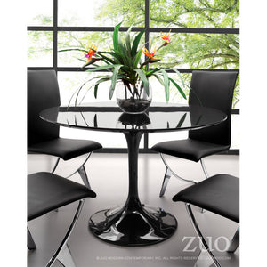 Zuo Wilco Black Dining Table