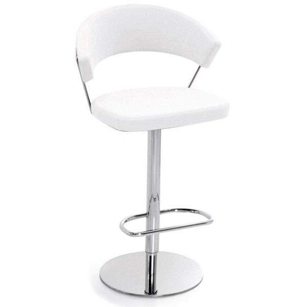 Connubia Calligaris CB/1088-SK New York Adjustable Stool