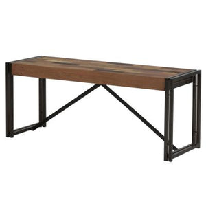 "Fortuna 48"" KD Bench, Cider"