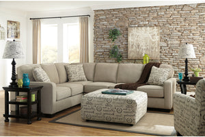 Ashley Furniture Alenya 3-Piece Fabric Sectional