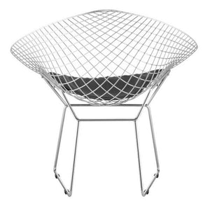 Zuo Net Black Dining Chair