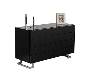 Modrest Lyrica Black Dresser