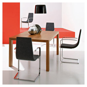 Connubia Calligaris CB/1097-LH Cruiser Dining Chair