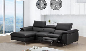 Asiama Elizabeth S306 Power Reclining Sectional * (CURRENTLY ON SHOWROOM FLOOR)