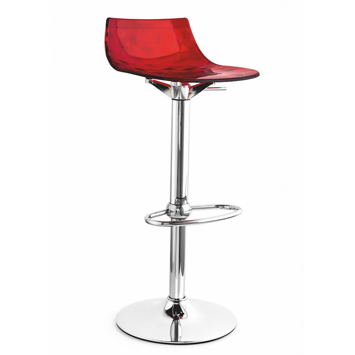 Connubia Calligaris CB/1475 Ice Adjustable Stool