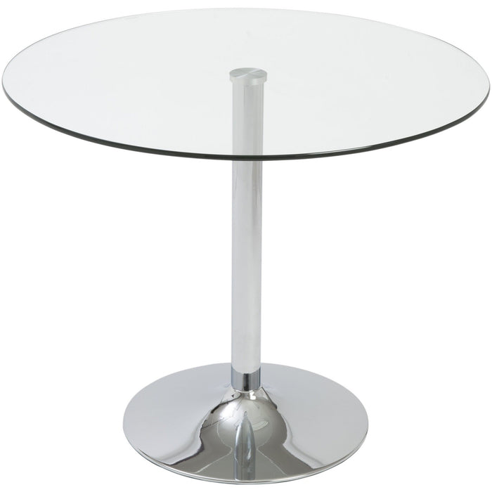 EURO STYLE TALIA 35.5-INCH DINING TABLE