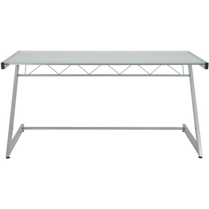 Z DELUXE LARGE DESK WITH SHELF