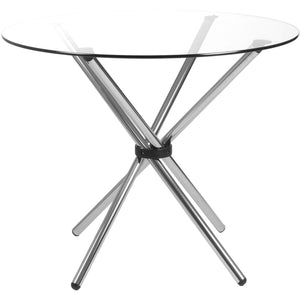 EURO STYLE HYDRA 36-INCH DINING TABLE