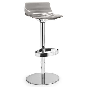 Connubia Calligaris CB/1288 L'Eau Adjustable Stool