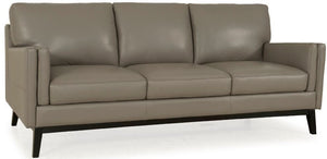 Moroni 352 Osman 3 Seater Modern Leather Sofa * (CURRENTLY ON FURNITURE SHOWROOM FLOOR)