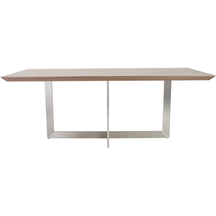 EURO STYLE TOSCA 79-INCH DINING TABLE