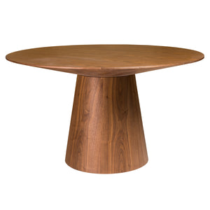 Euro Style Wesley 53-inch Walnut Dining Table