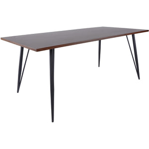 AMIR 71-INCH DINING TABLE - Fast Ship Furniture