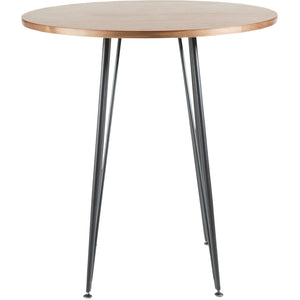 AMIR 36-INCH COUNTER TABLE - Fast Ship Furniture