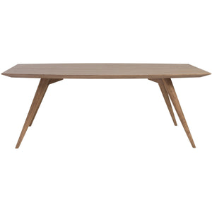SAVANNAH 79-INCH DINING TABLE - Fast Ship Furniture