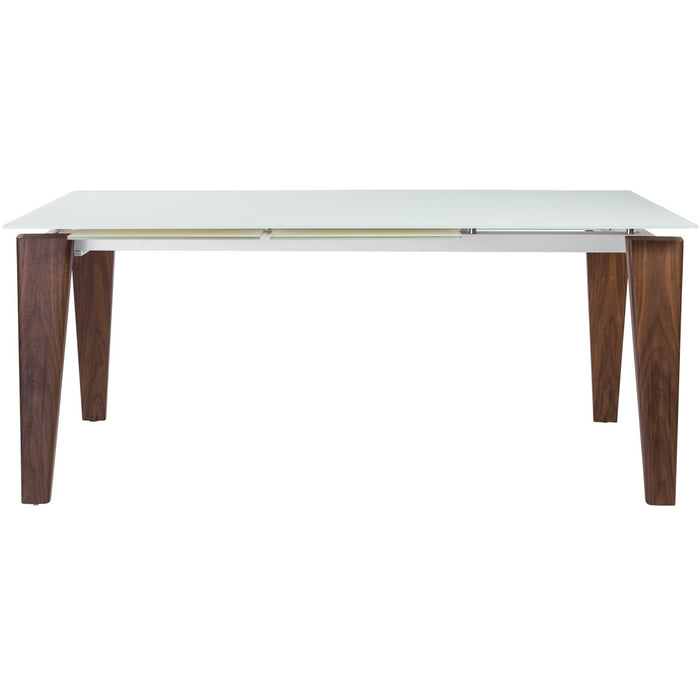 EURO STYLE FREYA 111-INCH EXTENSION TABLE