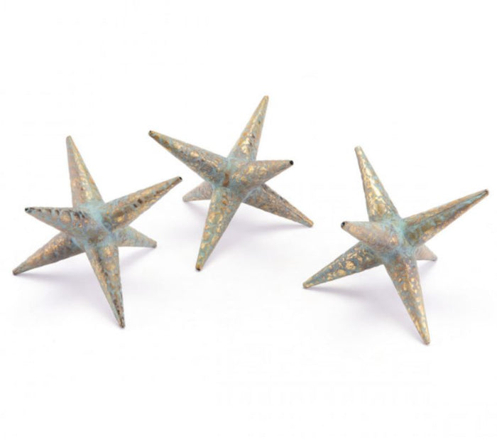 Zuo Modern 6 Pointed Stars Set Of 3