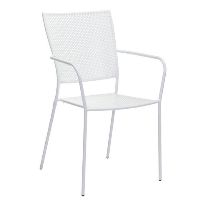 Zuo Pom White Dining Chair