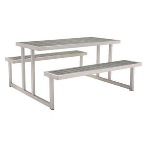 Zuo Cuomo Picnic Outdoor Dining Table