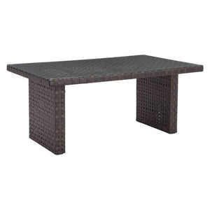 Zuo Pinery Brown Outdoor Dining Table