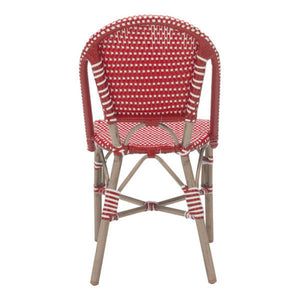 Zuo Paris Red&White Dining Chair