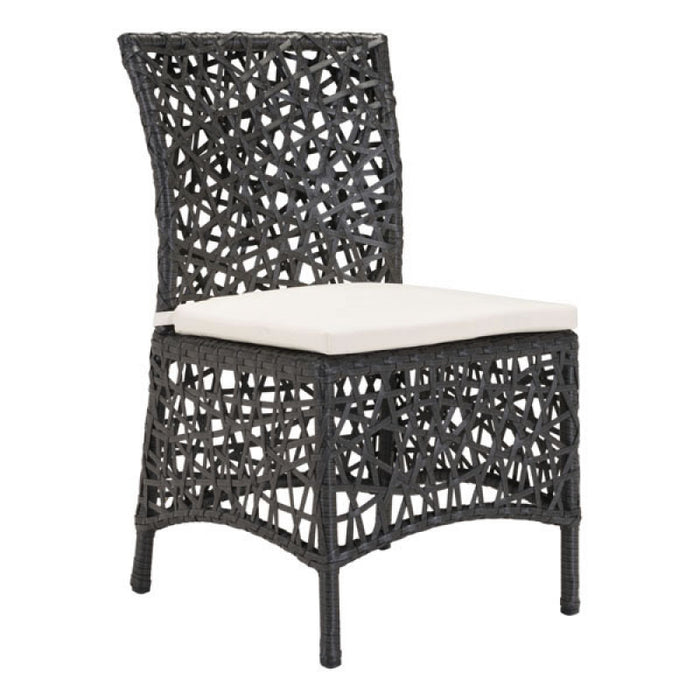 Zuo Santa Cruz Terra Brown Dining Chair