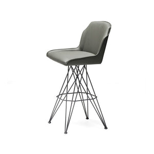 Cattelan Italia Flaminio Swiveling Bar Stool