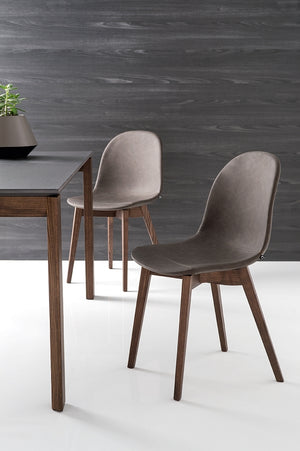 Connubia Calligaris CB/1665-V Academy W Dining Chair